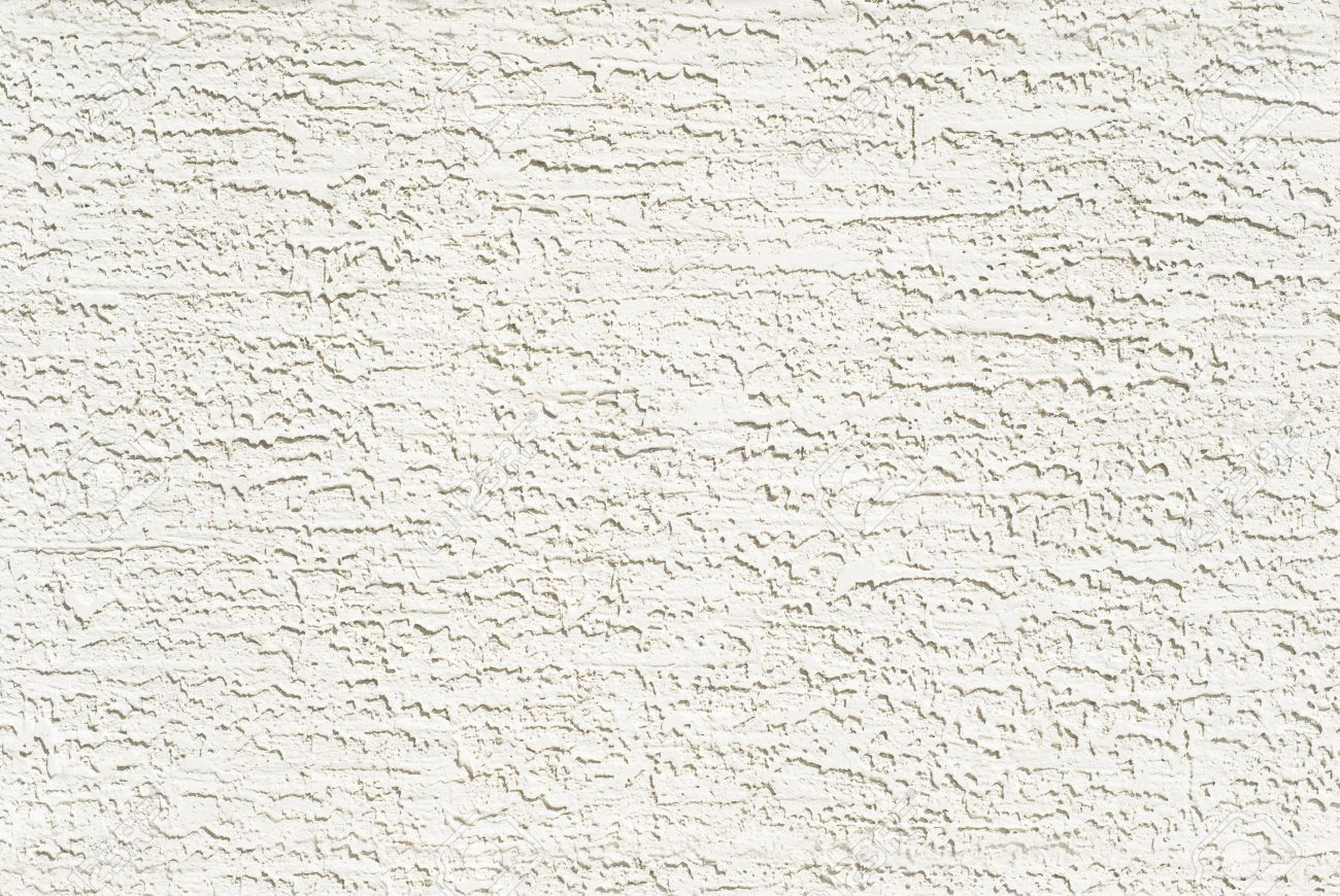 9018685 Background Texture Of A White Painted Stucco Wall Stock Photo