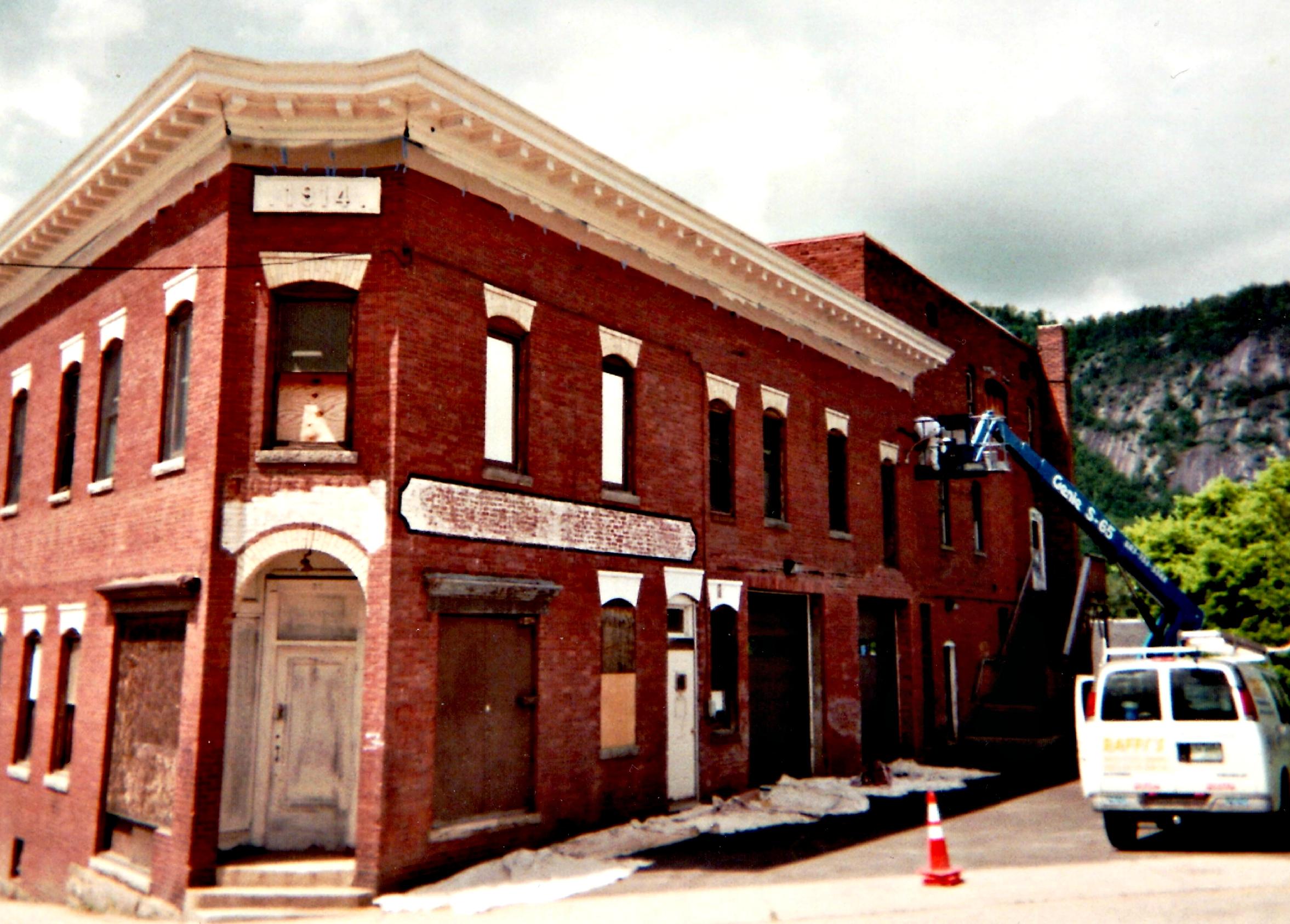 School St. Building
